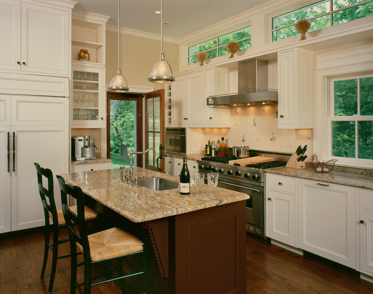 Hudson Valley Italianate Kitchen – Rob Sanders Architects, LLC ...